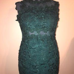 New TopShop Lace Illusion Dress